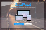 Thumbnail SocialPinect - Online Pinnwand PHP Script Portal Webseite