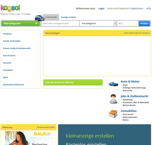 Pay for Anzeigenmarkt Pro. V2 mit PayPal Anbindung PHP-Script
