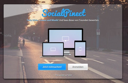 Pay for SocialPinect - Online Pinnwand PHP Script Portal Webseite