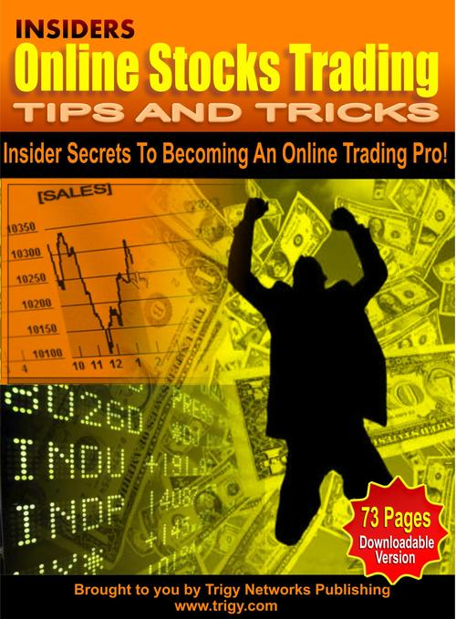 Stock option trading tips and tricks