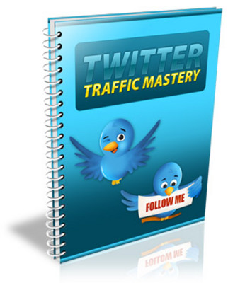Pay for Twitter Traffic Mastery eBook with PLR