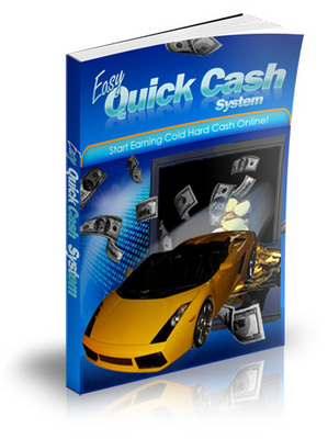 Pay for *New* Easy Quick Cash System (MRR)