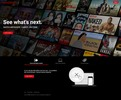 Thumbnail Netflix Clone MovieFlex