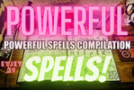 Thumbnail 150 Powerful Spells Compilation