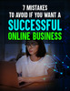 Thumbnail 7 Mistakes To Avoid If You Want a Successful Online Business