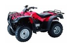 Thumbnail 2004-2006 Honda TRX350 350  Rancher TE TM FE Service  Manual
