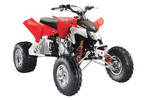 Thumbnail 2009 Polaris Outlaw 450 MRX 525 525 S Service Repair Manual