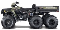 Thumbnail 2007 Polaris 500 6x6 ATV Complete Service Manual