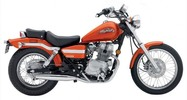 Thumbnail 1996 thru 2009 Honda CMX250 250 Rebel Service Manual