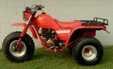 Thumbnail Big Red ATC 250es Service Repair Manual 1985-1987