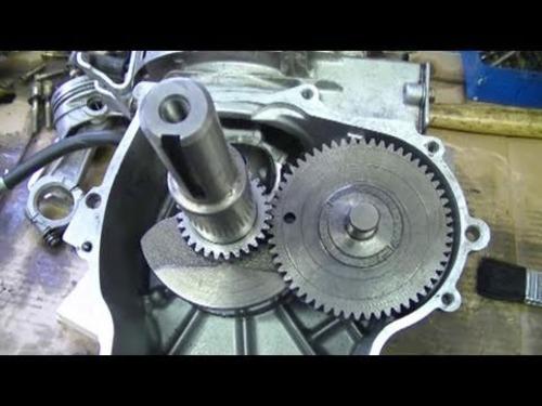 Tecumseh L Head 3 11 Hp 4 Cycle Small Engine Repair Manual border=