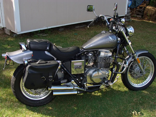 1986 1987 Honda Rebel CMX450 450 Service Repair Manual - Download M