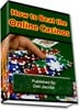 Thumbnail How To Beat Online Casinos