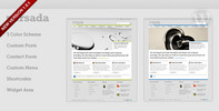 Thumbnail Template WordPress - Persada Working v1.01