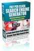 Thumbnail Pay Per Click Search Engine Generator