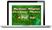 Thumbnail Images - Mystical Magical Christmas Holiday Photo Set - PLR