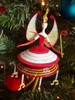 Thumbnail Image - Female Musical Christmas Holiday Ornament PLR