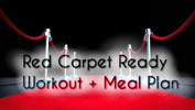 Thumbnail RedCarpetReady Workout + Meal Plan