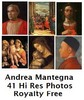 Thumbnail Andrea Mantegna 41 High Resolution Royalty Free Paintings