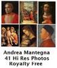 Thumbnail Andrea Mantegna 41 High Resolution Royalty Free Paintings