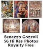 Thumbnail Benozzo Gozzoli 56 High Resolution Royalty Free Paintings