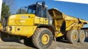 Thumbnail John Deere 350D, 400D Articulated Dump Truck (SN. 608490-626762) Diagnostic Service Manual (TM1198)