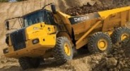 Thumbnail John Deere 350D,400D S2 Articulated Dump Truck (SN.626763-642001)Diagnostic Service Manual (TM11518)