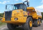 Thumbnail John Deere 350D,400D Ser.2 (SN.626763-642001) Articulated Dump Truck Service Repair Manual (TM11519)