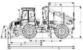 Thumbnail John Deere 1010B, 1058 Wheeled Forwarder Service Repair Technical Manual (tm1943)