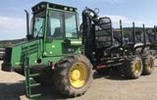 Thumbnail John Deere / TIMBERJACK 810D, 1010D, 1110D, 1410D, 1710D Wheeled Forwarder Technical Service Manual (tm2123)