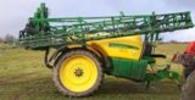 Thumbnail John Deere 724, 732, 740, 724i, 732i, 740i Trailed Crop Sprayers Technical Service Manual (TM402919)