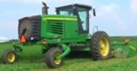 Thumbnail John Deere R450 Self-Propelled Hay and Forage Windrower Diagnostic & Tests Service Manual (TM108719)
