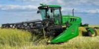 Thumbnail John Deere W110 Self-Propelled Hay&Forage Windrowers Diagnostic & Repair Technical Manual (TM121719)