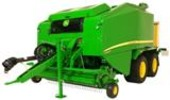Thumbnail John Deere C440R Round Hay and forage Wrapping Baler Diagnostic and Tests Service Manual  (TM301019)