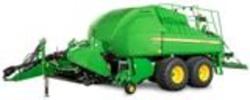 Thumbnail John Deere L1524, L1533, L1534 Hay & Forage Large Square Balers Technical Service Manual (TM136819)