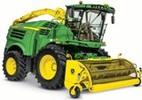 Thumbnail John Deere 8100,8200, 8300,8400, 8500,8600, 8700,8800 Forage Harvesters Diagnostic Manual (TM407019)