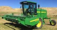 Thumbnail John Deere 4895 Self-Propelled Hay & Forage Windrower (SN.180001-) Diagnostic Service Manual(TM2114)