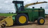 Thumbnail John Deere 6610, 6710, 6810, 6910 Self-Propelled Forage Harvester Diagnostic Service Manual (tm4489)