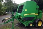 Thumbnail John Deere 572, 582 and 592  Hay and Forage Round Balers All Inclusive Technical Manual (tm3294)