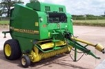 Thumbnail John Deere 565 and 575 Hay and Forage Round Balers All Inclusive Technical Service Manual (tm3282)