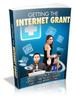 Thumbnail Conseguir la subvención Internet - Ebook + Mini-sitio + MRR