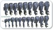 Thumbnail Parts catalogue for 2002 Yamaha 90TLRA outboard motor.