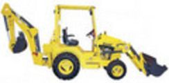 Thumbnail Terramite T7 Compact Tractor Loader Backhoe Parts Manual