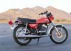 Thumbnail Yamaha RD350 Parts Manual