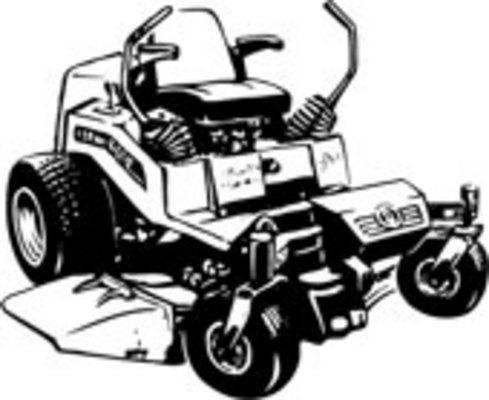 Cub Cadet 25hp And 27hp Zero Turn Lawnmower