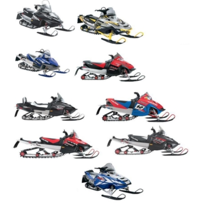 Pay for 2001 Polaris High Performance Snowmobile Service Manual