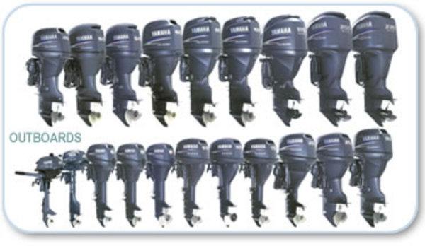 Yamaha, outboard, parts