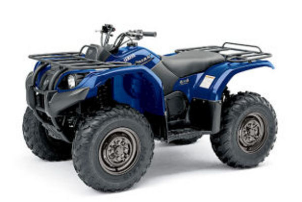 Yamaha Kodiak X Manual