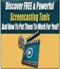 Thumbnail Screencasting Tools Video Tutorials