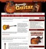 Thumbnail Acoustic Guitar Niche Site